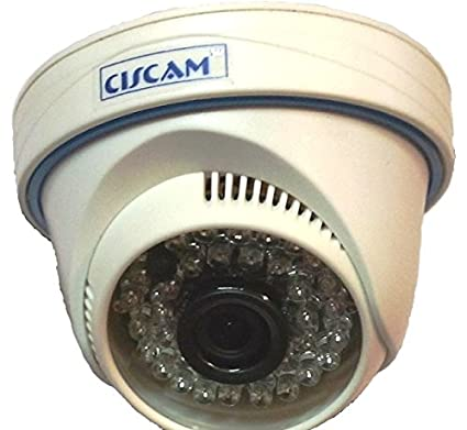 Ciscam CS-102L3 1000TVL 36LED IR Dome Camera