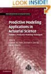 Predictive Modeling Applications in A...