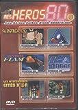 echange, troc Mes Héros 80 - Albator 78 - Capitaine Flam - Les Mysterieuses Cités d'or
