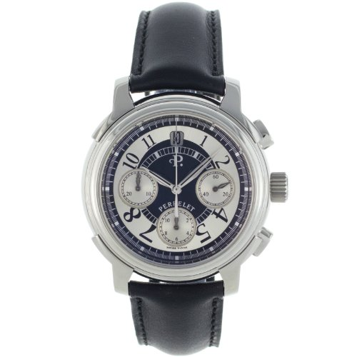 Perrelet Limited Stainless Steel Chronograph Automatic Men's Watch