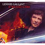 If We Had A Fireby Lennie Gallant