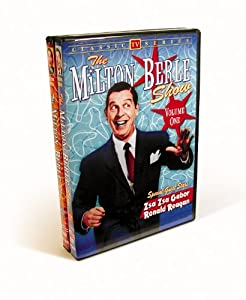 Berle, Milton TV Show, Volumes 1 & 2 (2-DVD) by Alpha Home Entertainment