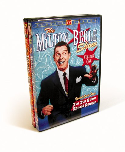 Milton Berle Show 1 & 2 (Black & White, 2PC)