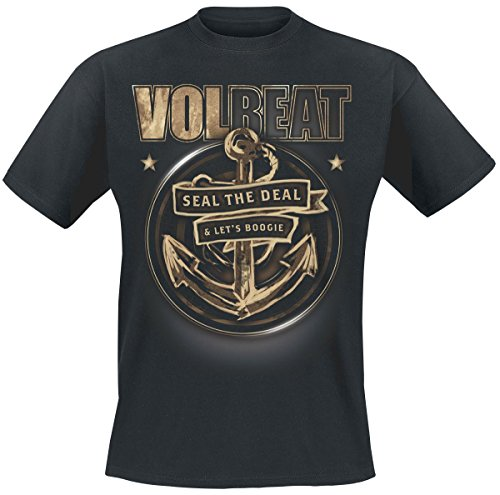 Volbeat Anchor T-Shirt nero S