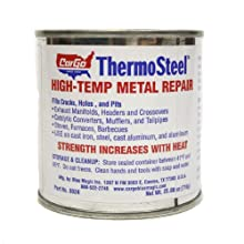 Blue Magic 8024 ThermoSteel High-Temp Metal Repair - 25.08 oz.