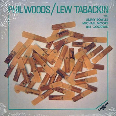 Phil Woods & Lew Tabackin by Phil Woods & Lew Tabackin