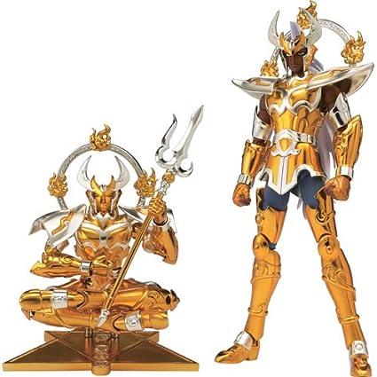 Bandai - Chevaliers du Zodiaque - 49212T2 - Figurine - Myth Cloth Krishna De Chrysaor