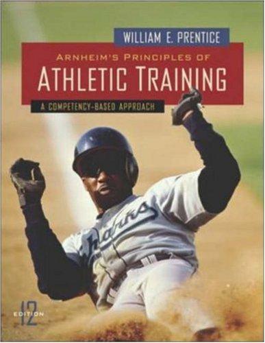 Arnheim's Principles of Athletic Training: A...