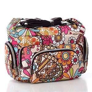 Amazon.com : 2015 New Baby Diaper Bags Bolsa Maternidade Lots Space
