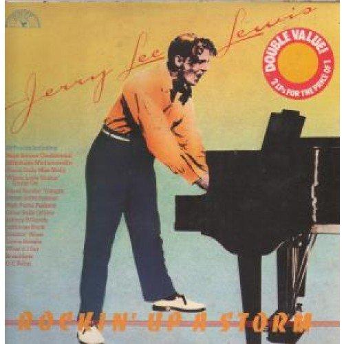 Jerry Lee Lewis - Rockin Up A Storm - Zortam Music
