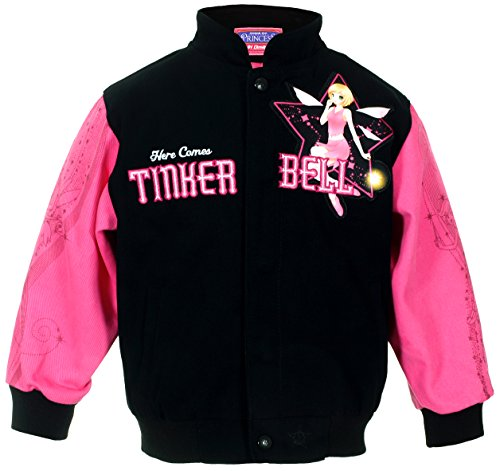 [Girl's Here Comes Tinkerbell Snap-Up Jacket (4T)] (Starter Dance Costumes For Sale)