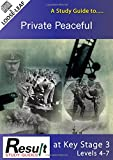 """A Study Guide to """"Private Peaceful"""" at Key Stage 3: Levels 4-7"""