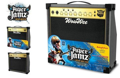 Wowwee Paper Jamz Amplifier - Style 1 - 1