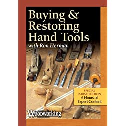 Restoring Antique Hand Tools