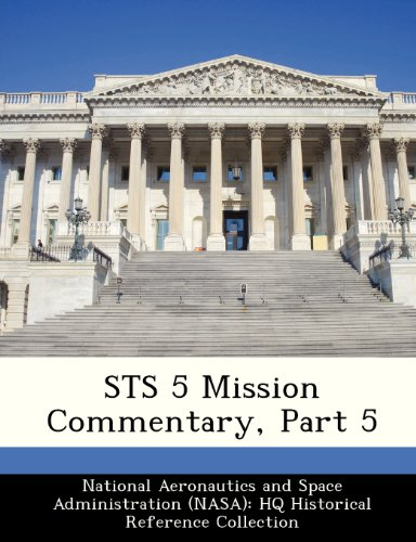 STS 5 Mission Commentary, Part 5