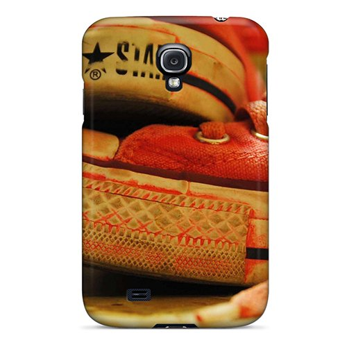 High Quality Rmcase Sport All Star Tennis Shoes Skin Case Cover Specially Designed For Galaxy - S4