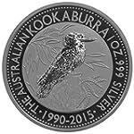 2015 Australian Kookaburra 1oz Silver...
