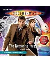 Doctor Who: The Nemonite Invasion