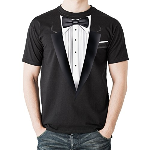 nuovo-smoking-tux-uomo-t-shirt-cotone-nero-alta-qualita-regalo-tuxedo-x-large