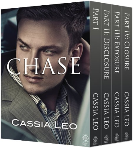 CHASE: Complete Series (Power Players Series) by Cassia Leo