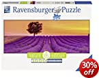 Ravensburger Puzzles Lavender Fields forever, Multi Color (1000 Piece Panorama)