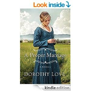 A Proper Marriage: A Hickory Ridge Novella