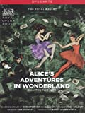 Talbot: Wheeldon: Alice's Adventures In Wonderland [DVD] [2010] [NTSC]