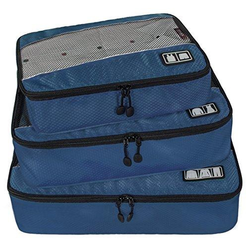 ecosusi-packing-cubes-organizzatore-per-la-valigia-3pc-set-porpora
