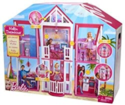 Barbie Malibu Dreamhouse Playset