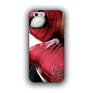 Caseque (Pro) The Amazing Spiderman Electro Back Cover For Apple iPhone 6