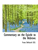 img - for Commentary on the Epistle to the Hebrews, Volume 2 book / textbook / text book