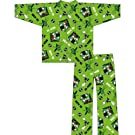 Boys Ben 10 Ultimate Alien Flannel Long Sleeve Top & Trouser Nightwear Pyjama Set