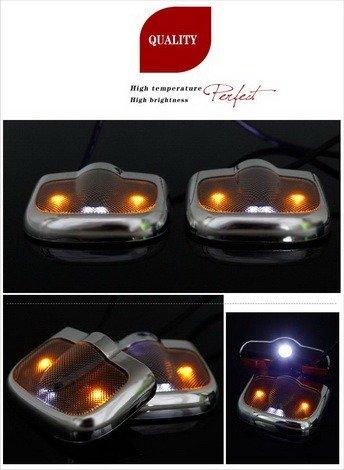 Car Door Light Ghost Shadow Laser Slide Projector Fit For Citroen C2 C3 C4 Aircross C5 C6