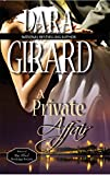A Private Affair (Return of the Black Stockings Society Book 3)