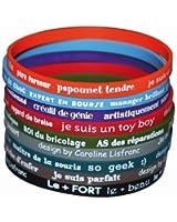 Caroline Lisfranc - Set 10 Bracelet Hommes