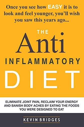 Anti Inflammatory Diet by Kevin Bridges ebook deal