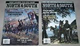 img - for North & South: The Official Magazine of the Civil War Society (set of 2): September 2005 [Volume 8, Number 5] & May 2006 [Volume 9, Number 2] book / textbook / text book