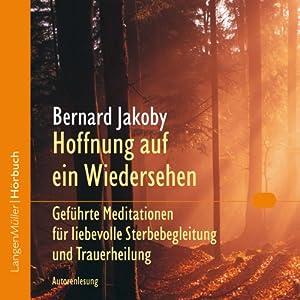 Hoffnung auf ein Wiedersehen. Geführte Meditationen für liebevolle Sterbebegleitung und Trauerheilung Hörbuch