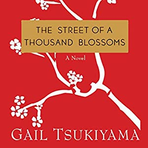 The Street of a Thousand Blossoms Hörbuch