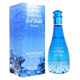 Davidoff Cool Water Woman Into the Ocean Limited Edition Eau de Toilette Spray 100ml