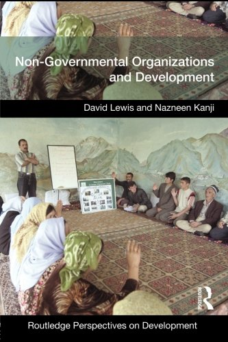 Non-Governmental Organizations and Development (Routledge...