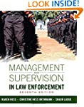 Management and Supervision in Law Enf...