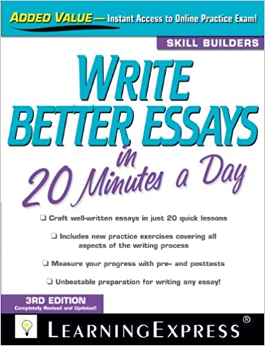 20 better day essay in just learningexpress minutes write