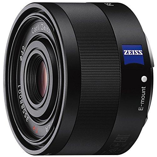 Sony SEL35F28Z, Weitwinkel-Objektiv (35 mm, F2,8 ZA, Sonnar T*, E-Mount Vollformat, geeignet für A7 Serie) schwarz
