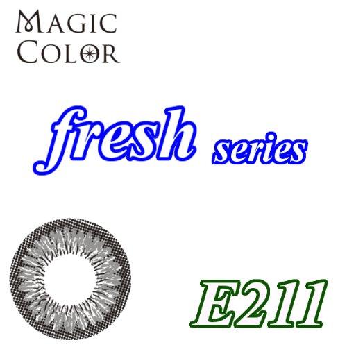 MAGICCOLOR (マジックカラー) fresh E211 度なし 14.0mm 1ヵ月使用 2枚入り