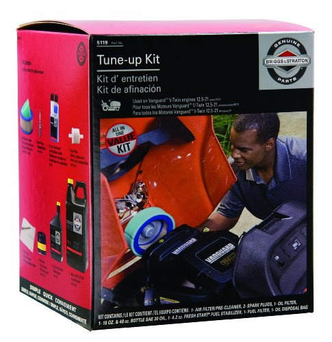 Briggs & Stratton 5119B Tune-Up Kit (Briggs 2 Cycle compare prices)