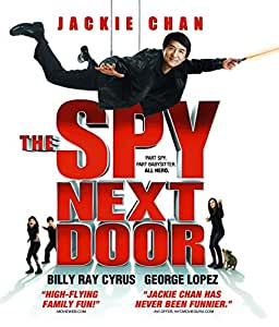 NEW Chan/valletta/cyrus/lopez - Spy Next Door (Blu-ray)