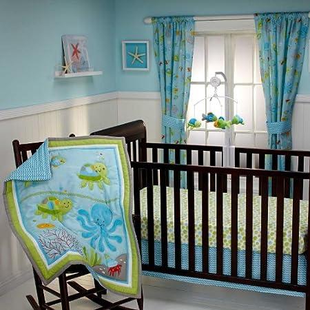 Nojo Ocean Dreams Crib Bedding