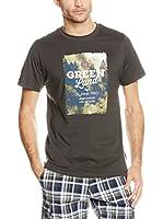 Alpine Pro Camiseta Manga Corta Abic 2 (Oliva)