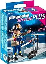 Comprar Playmobil - Bombero con boca de incendios (4795)